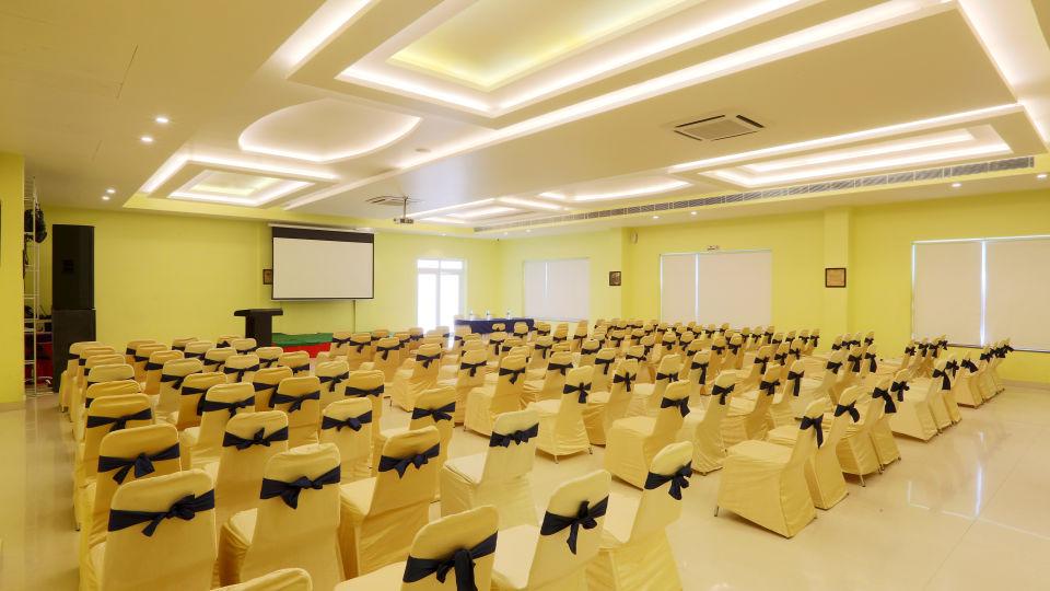 Conference Hall Resort de Coracao Corbett 4