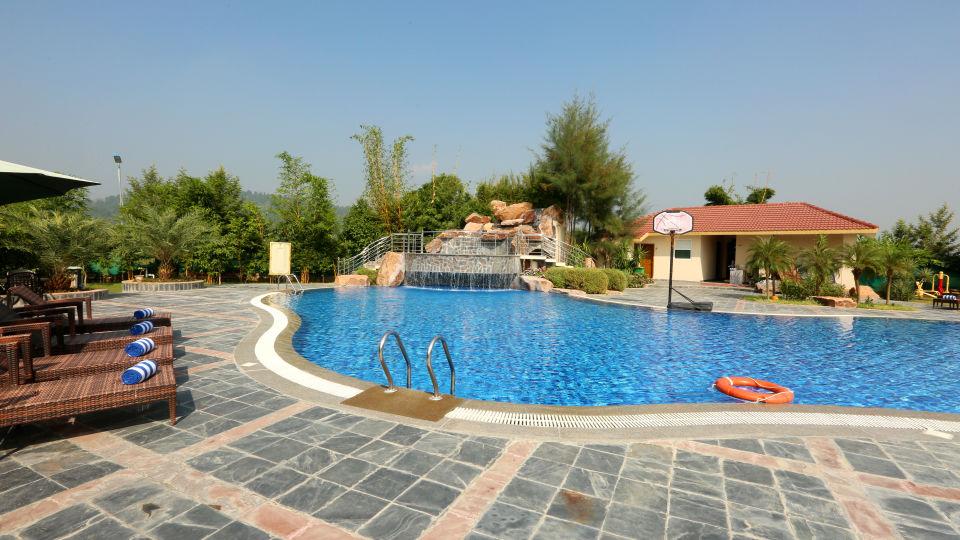 Pool Resort de Coracao Corbett 2