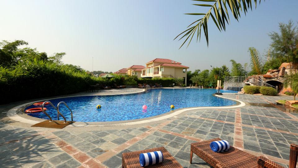 Pool Resort de Coracao Corbett 4