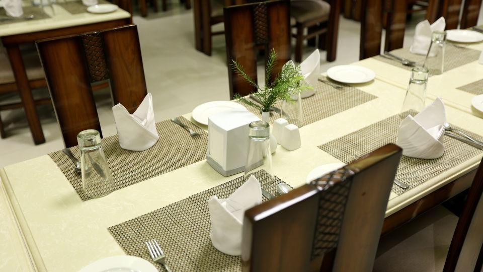 Restaurant Resort de Coracao Corbett 11