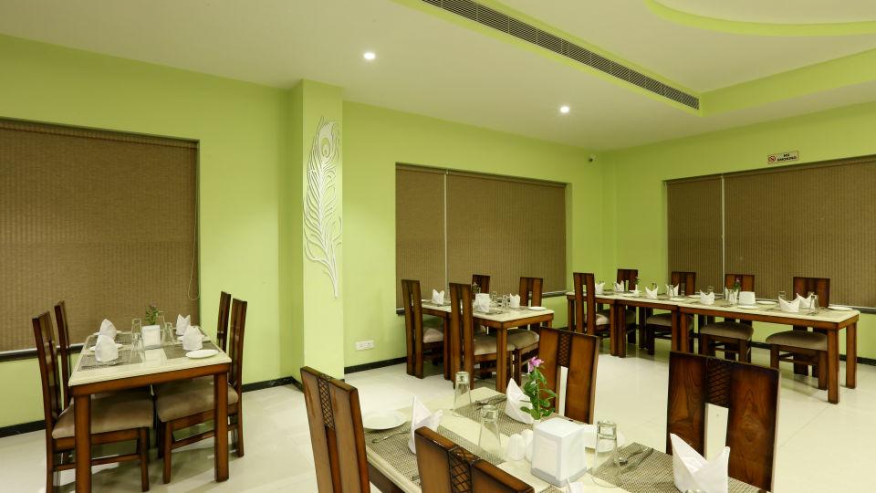 Restaurant Resort de Coracao Corbett 3