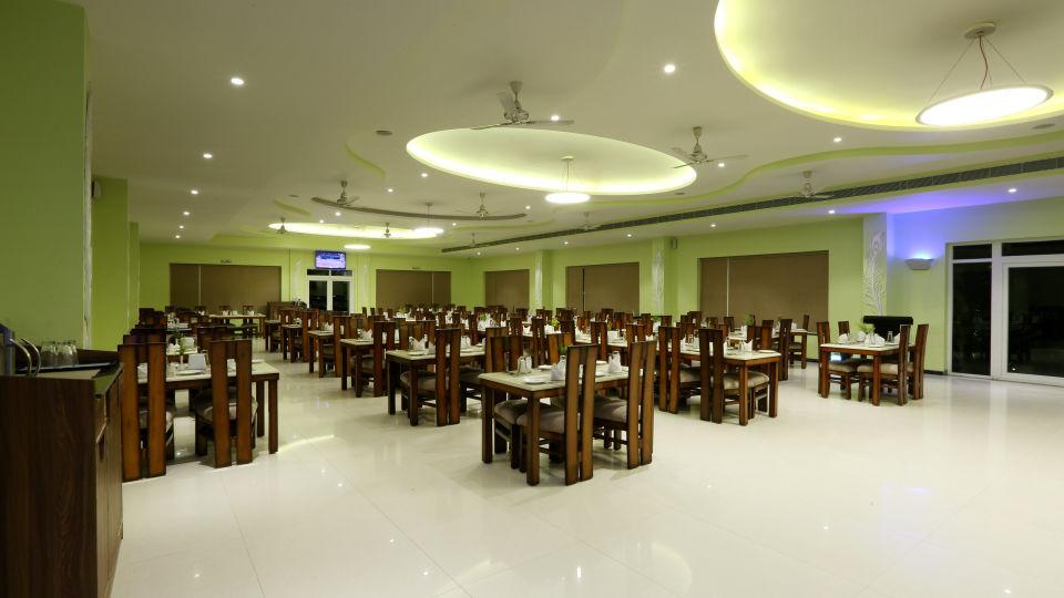 Restaurant Resort de Coracao Corbett 6