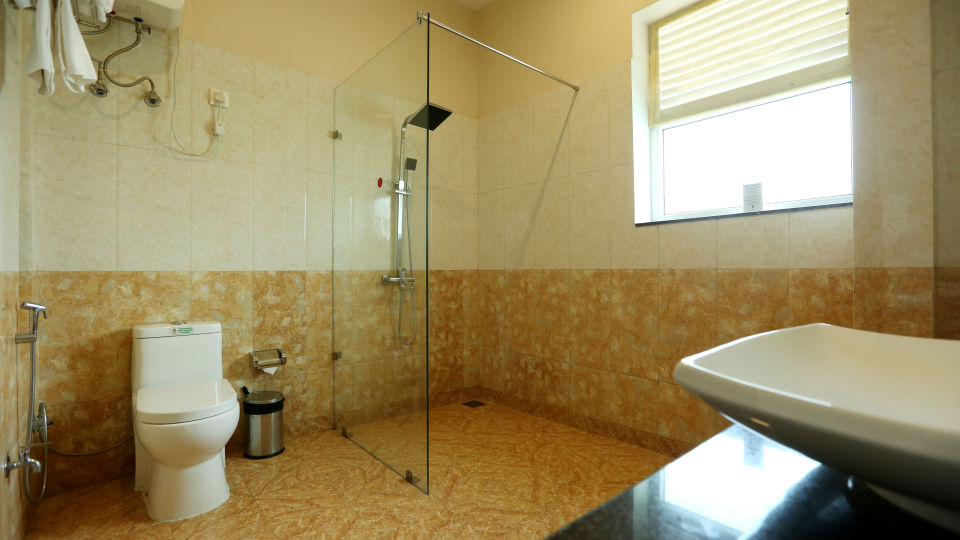 Luxury Room Wash Room