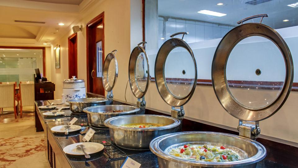 Orchid Buffet at Royal Sarovar Portico Siliguri Hotels