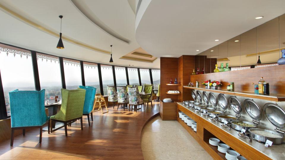 Cloud 7 at RS Sarovar Portico, Palampur Resorts  1