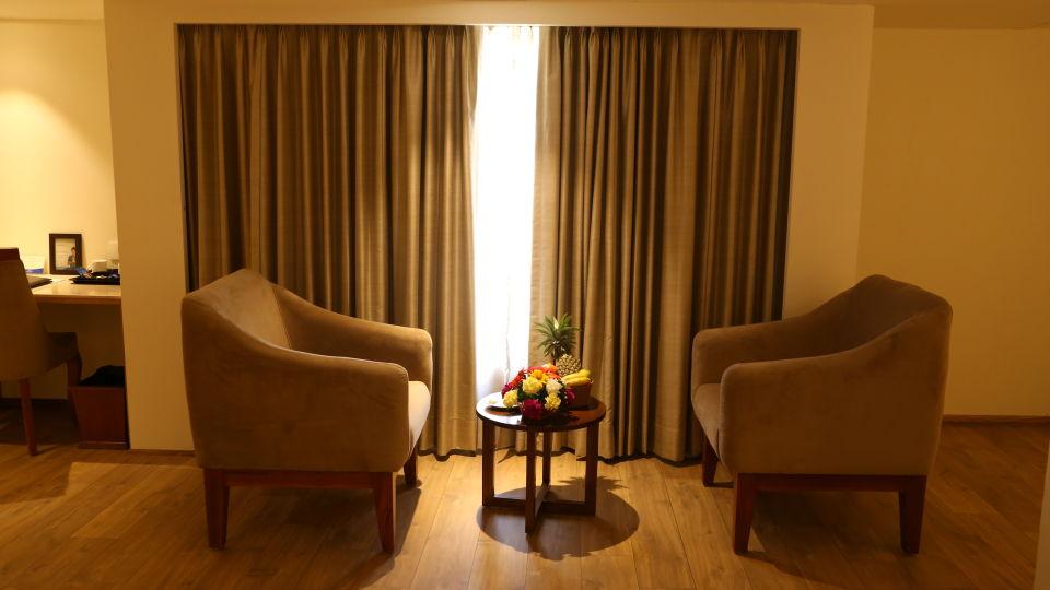 Superior Rooms Sarovar Portico Ahmedabad 17