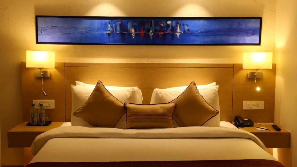 Superior Rooms Sarovar Portico Ahmedabad 19