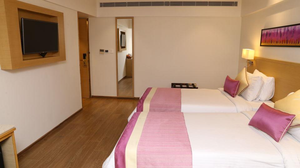 Superior Rooms Sarovar Portico Ahmedabad 1
