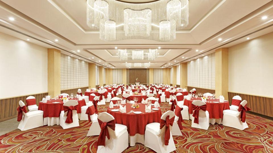 20 Cristal Grand ball room