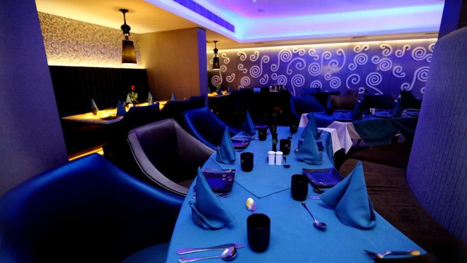 Aqua Restaurant 1