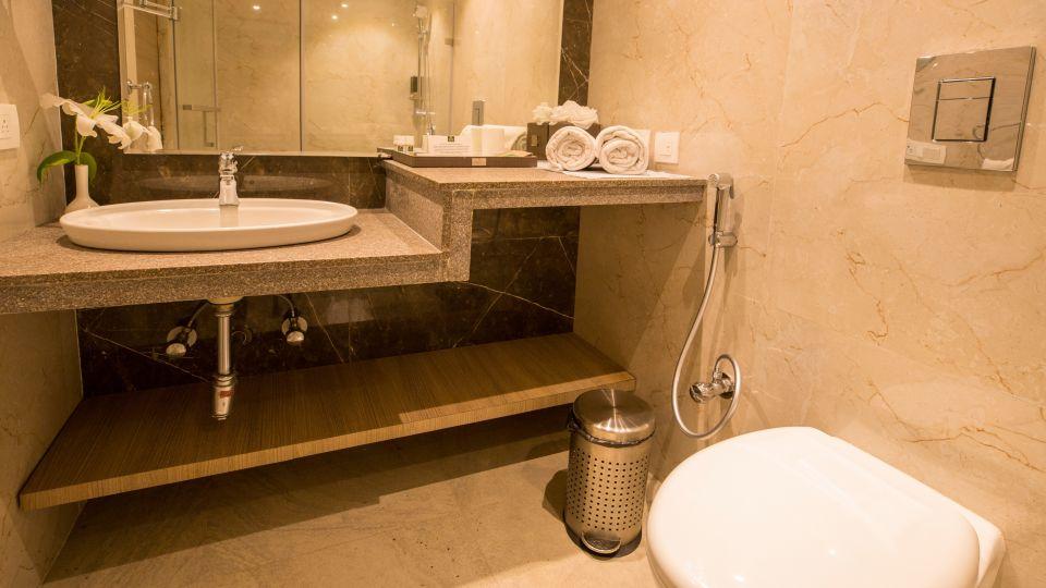 Premium Washroom