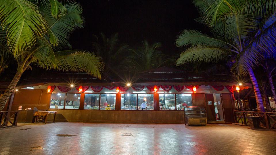 Restaurant - Budha Garden 5