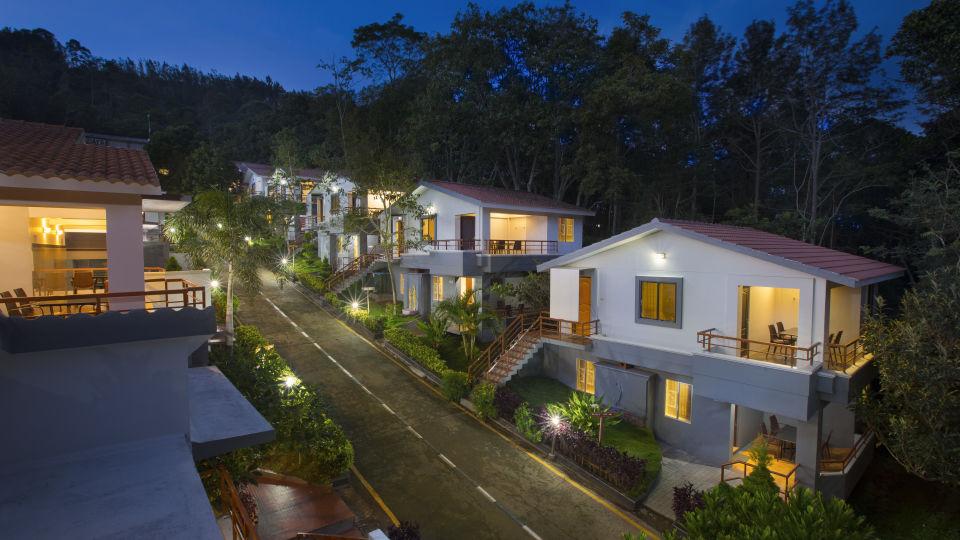 Facade at TGI Star Holiday Resort Yercaud 3