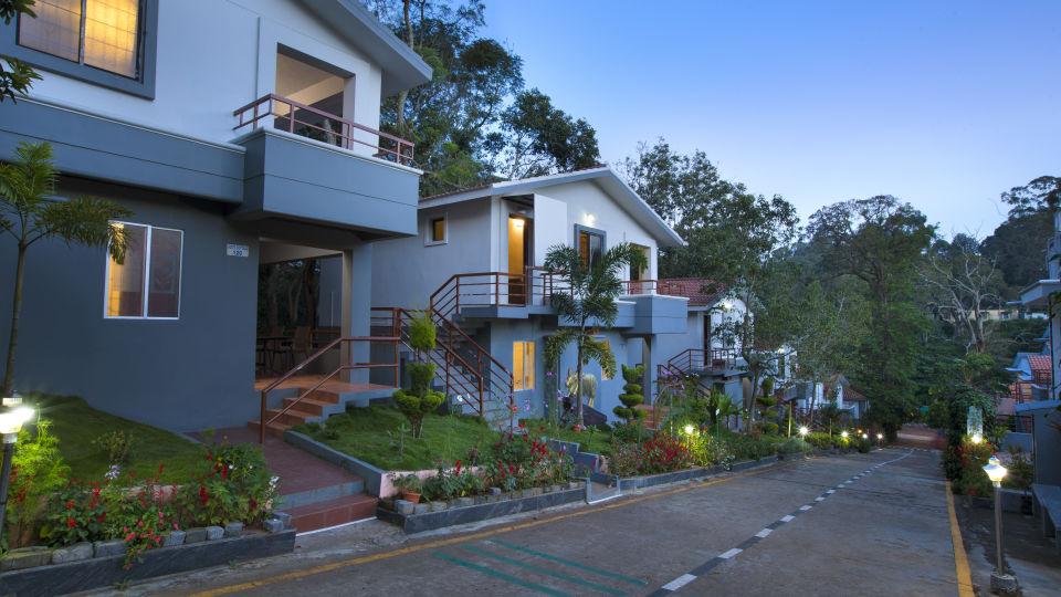 Facade at TGI Star Holiday Resort Yercaud 5