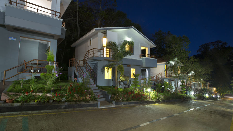 Facade at TGI Star Holiday Resort Yercaud 6