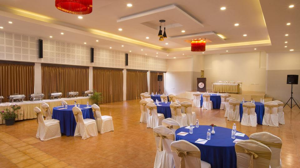 Meetings and Events Hall at TGI Star Holiday Resort Yercaud 2