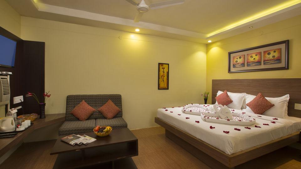 Superior Rooms at TGI Star Holiday Resort Yercaud 1