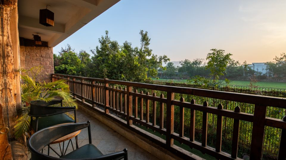 Ranthambore stay, luxury cottages in Baagh Ananta Elite 4