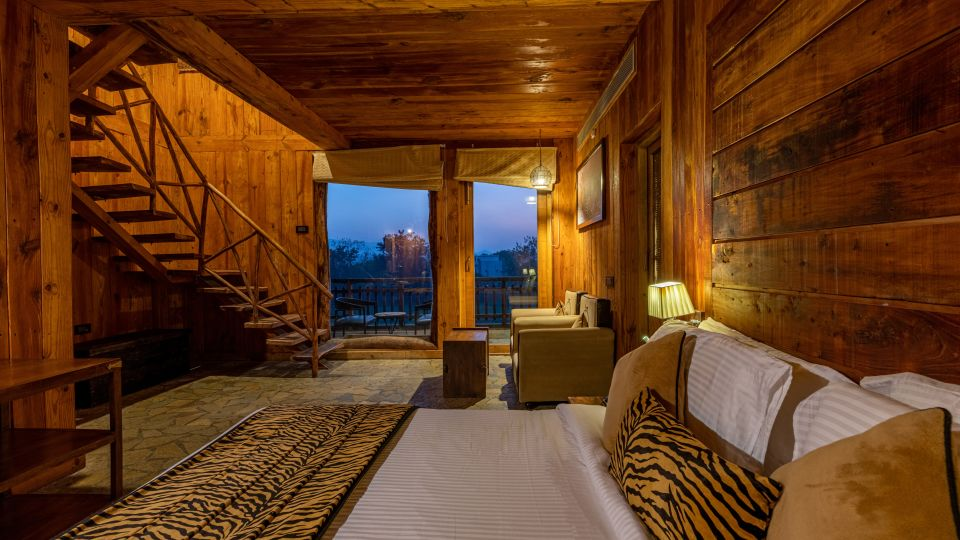 The Baagh Ananta Elite, Luxury resorts in Ranthambore, cottages in Ranthambore