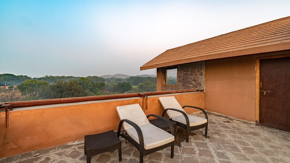 The Baagh Ananta Elite, Luxury resorts and cottages in Ranthambore  4