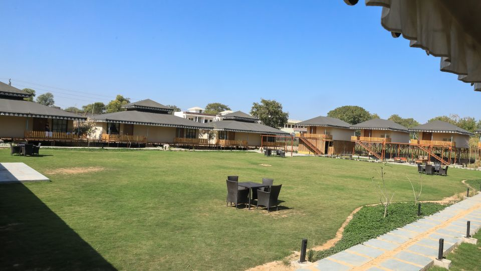 The Baagh Ananta Elite, Luxury resorts in Ranthambore 4