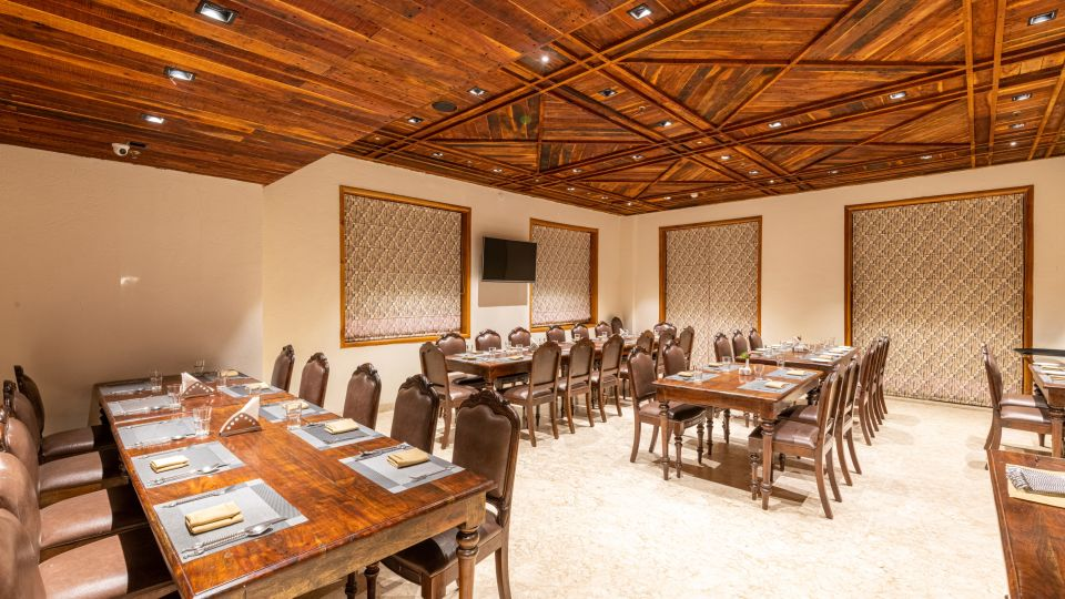 The Baagh Ananta Elite, Resorts in Ranthambore National Park, Restaurants in Ranthambore