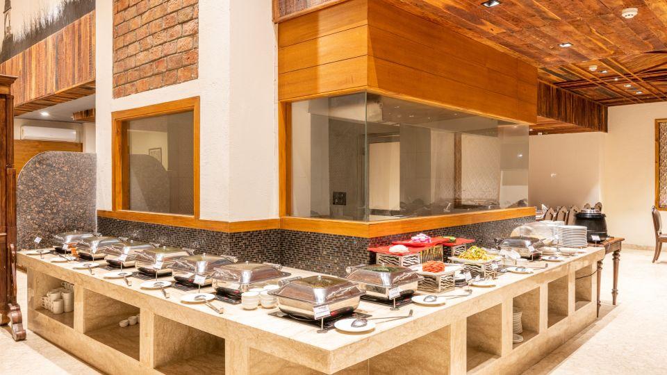 The Baagh Ananta Elite, Resorts in Ranthambore National Park, Restaurants in Ranthambore 4