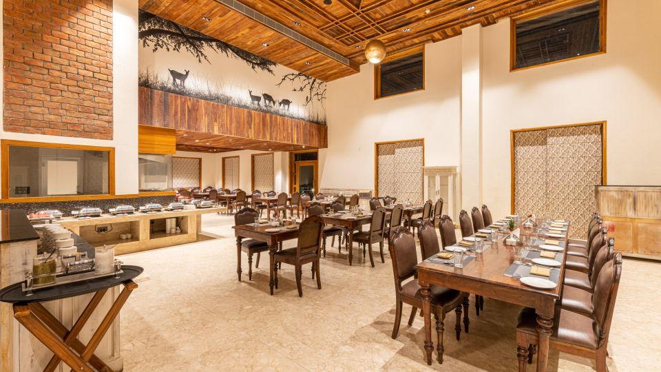 The Baagh Ananta Elite, Resorts in Ranthambore National Park, Restaurants in Ranthambore 6