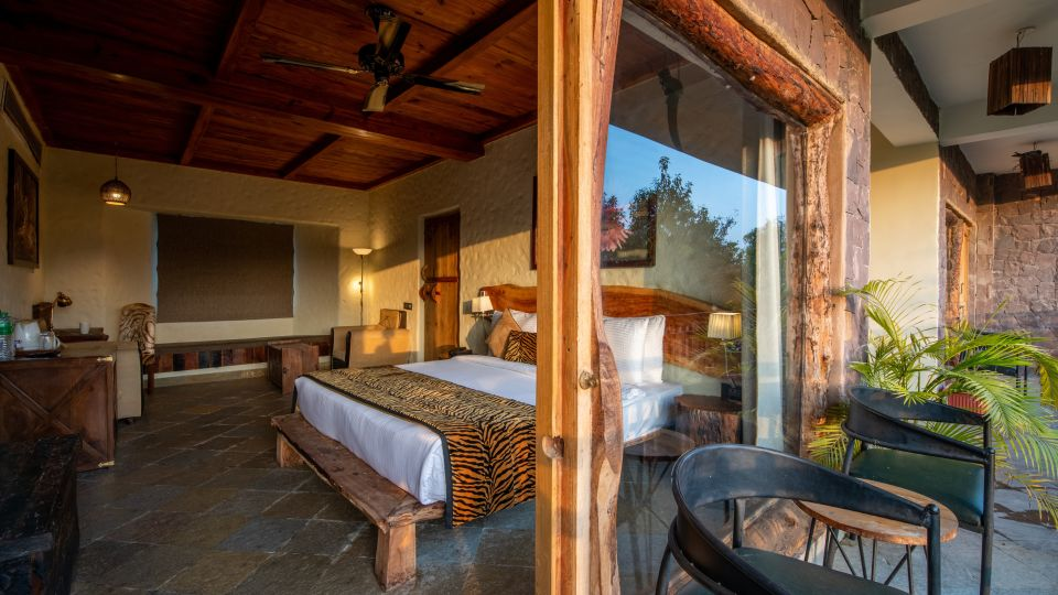 The Baagh Ananta Elite, Stay in Ranthambore 9