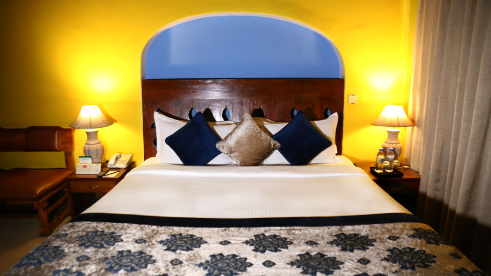 Mexican Suite at The Bristol Hotel Gurgaon, Places To Stay In Gurgaon 3