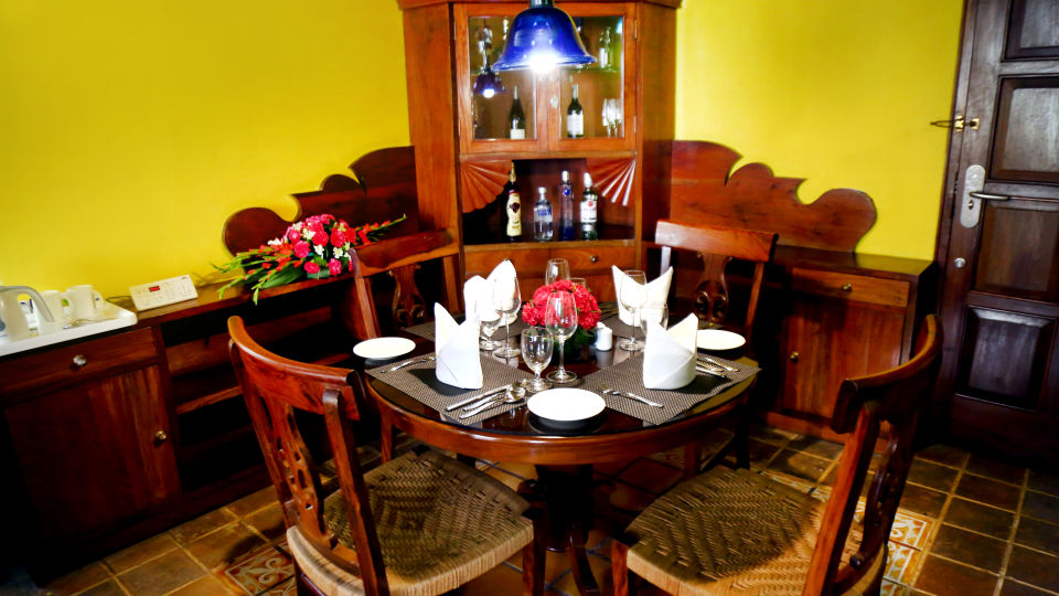 Mexican Suite at The Bristol Hotel Gurgaon, Places To Stay In Gurgaon  7