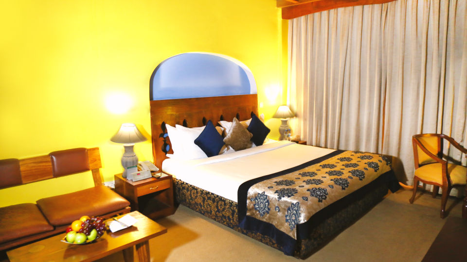 Mexican Suite at The Bristol Hotel Gurgaon, Places To Stay In Gurgaon  4