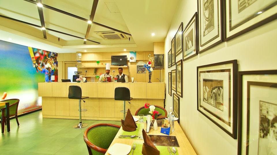 Coffee Shop atThe Gokulam Park Kochi 1