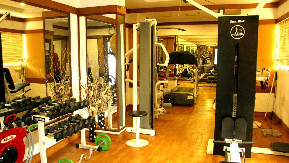 Gym The Gokulam Park Kochi 2