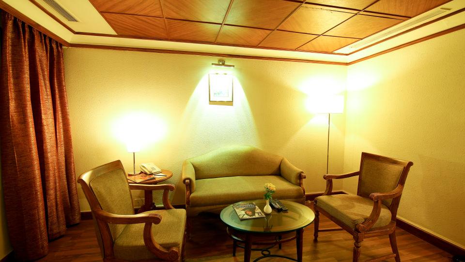 Suite Room at The Gokulam Park Kochi 2