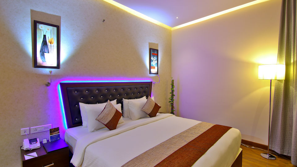Superior Room at The Gokulam Park Kochi 2