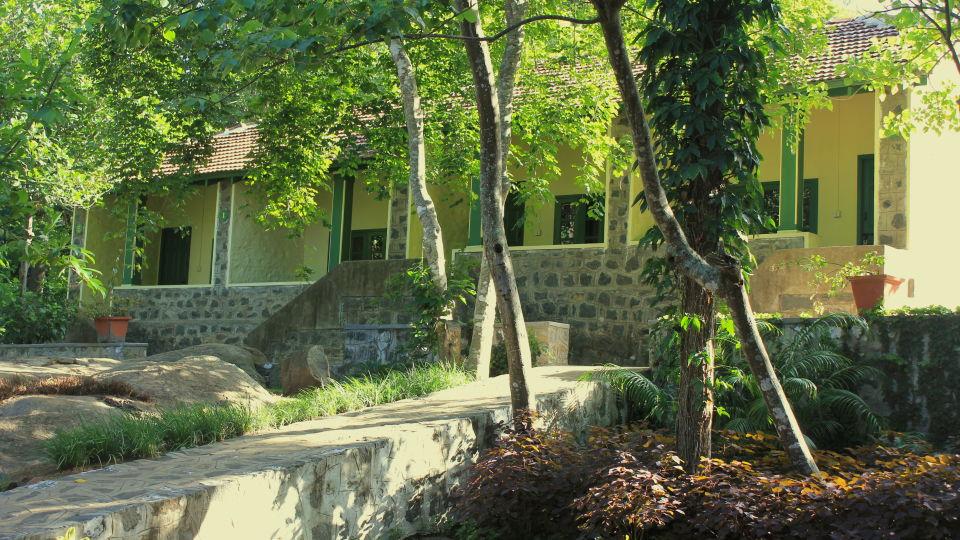 The Last Shola Cottages, Yercaud Yercaud Outside Green2 the last shola cottages yercaud