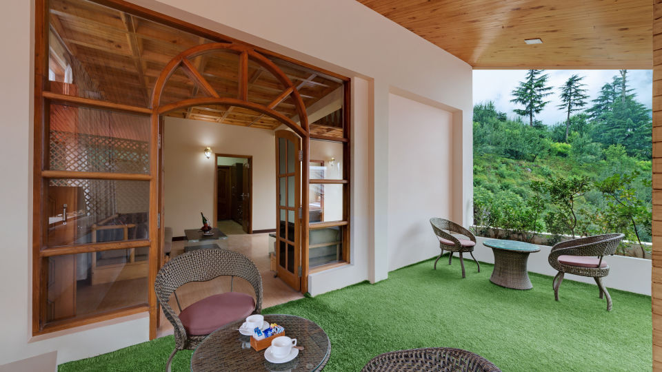 Cottage at The Manali Inn Hotel 1