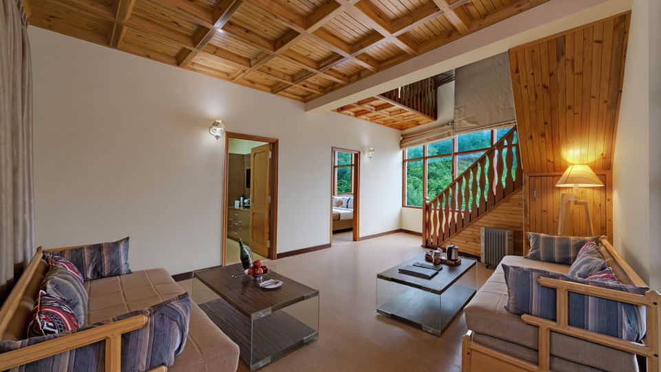 Cottage at The Manali Inn Hotel 2