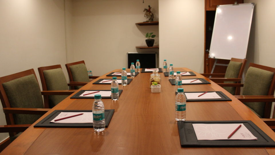 The Orchid Hotel Mumbai Vile Parle Mumbai Meeting room The Orchid Hotel Mumbai Vile Parle near Mumbai Airport Domestic Terminal 4
