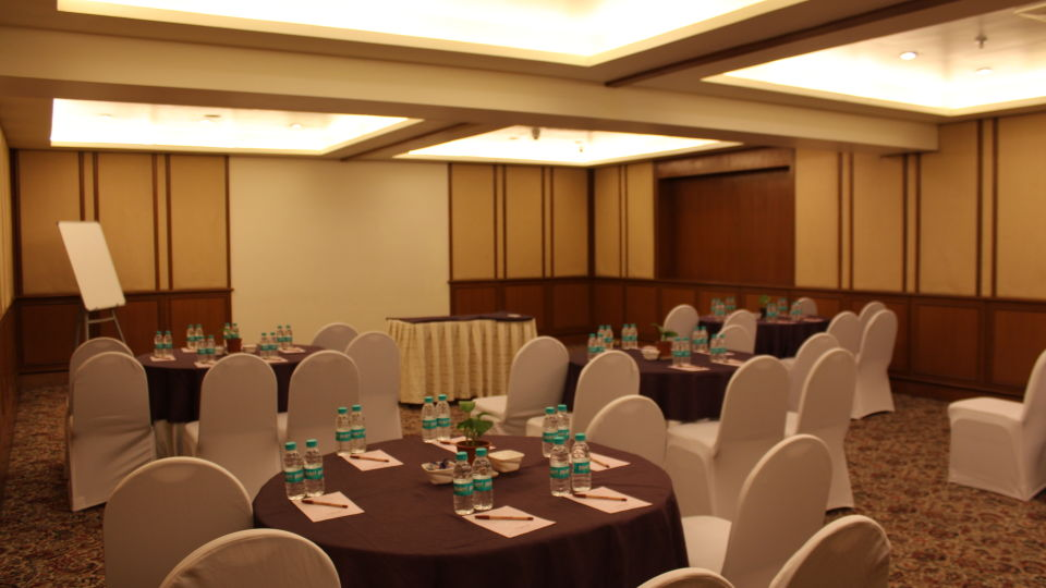 The Orchid Hotel Mumbai Vile Parle Mumbai Churchill Banquet Hall The Orchid Hotel Mumbai Vile Parle near Mumbai Airport Domestic Terminal 2