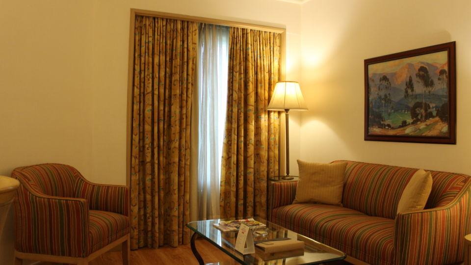 The Orchid Hotel Mumbai Vile Parle Mumbai Deluxe Room The Orchid Hotel Mumbai Vile Parle near Mumbai Airport Domestic Terminal 1