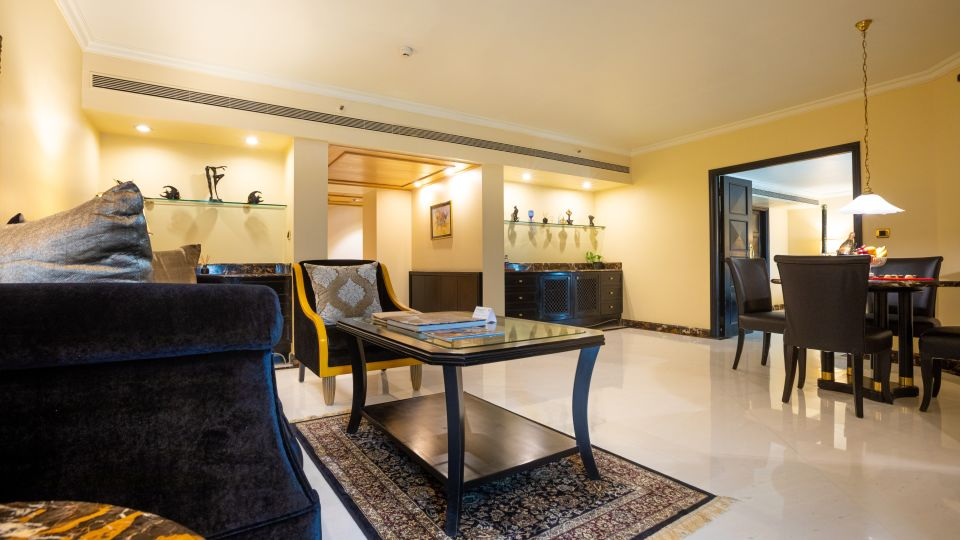 PS Living Room, Orchid Hotel Mumbai Vile Parle, 5 Star Hotel in Vile Parle