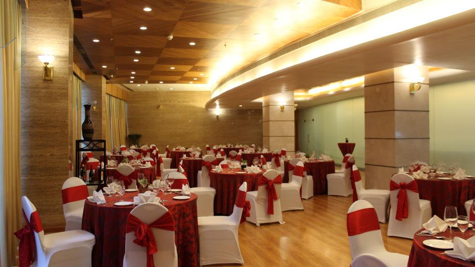 The Orchid Hotel Mumbai Vile Parle Mumbai Prive Banquet Halls The Orchid Hotel Mumbai Vile Parle near Mumbai Airport Domestic Terminal 4