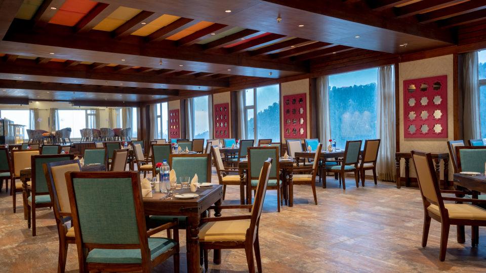 Cafe Vindhyas restaurant  in Shimla, Best Restaurants in Shimla, Best Cafe in Shimla