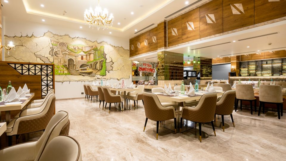 Boulevard Restaurant 1