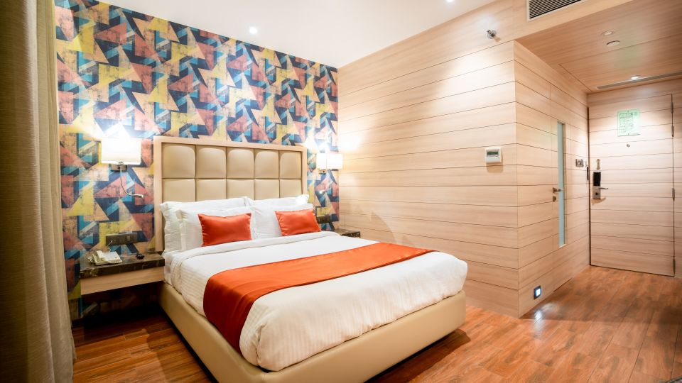 Deluxe room - Main Image