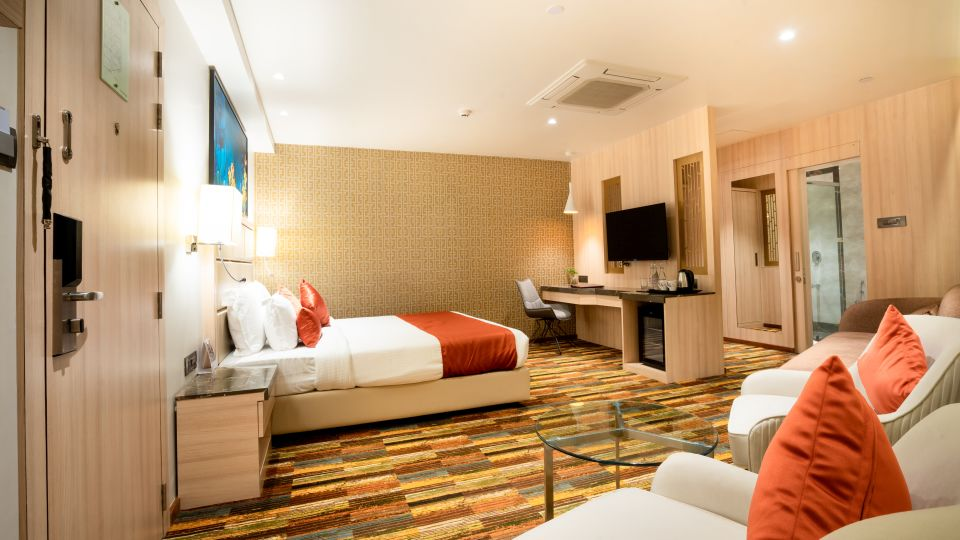 Suite room - Main Image
