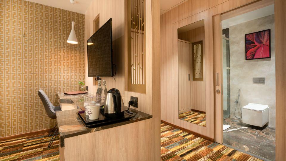 Suite room 1