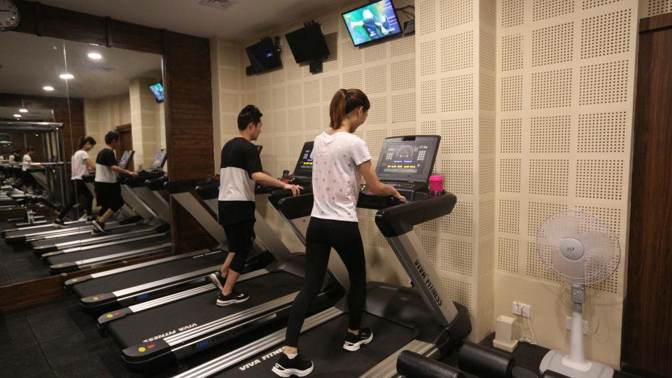 zhiwa gym